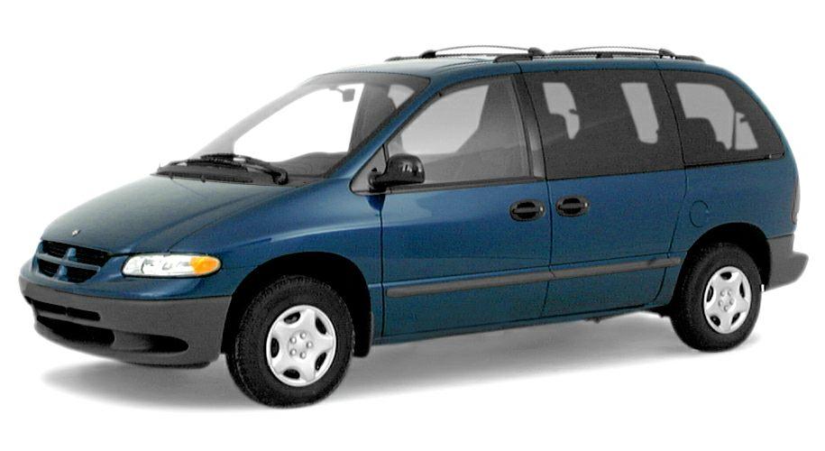 2000 Dodge Caravan Pictures
