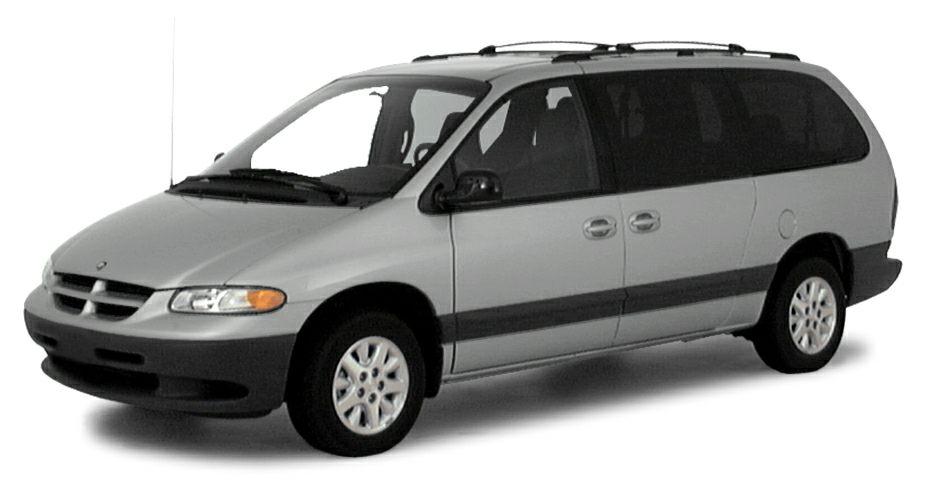 2000 Dodge Grand Caravan Se Front Wheel Drive Passenger