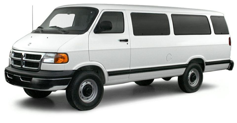 2000 Dodge Ram Wagon 3500 Information