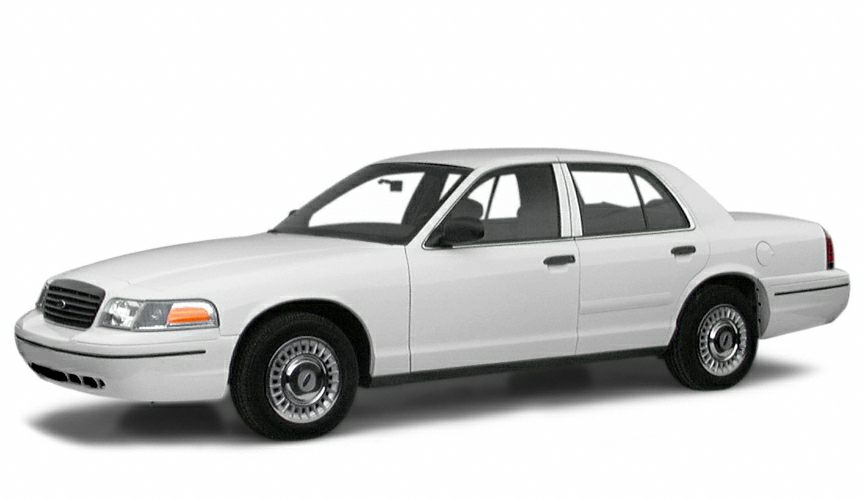 2000 Crown Victoria
