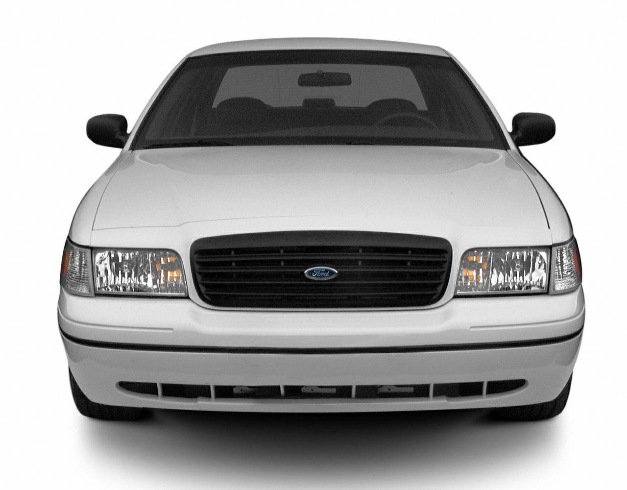 2000 Ford Crown Victoria Exterior Photo