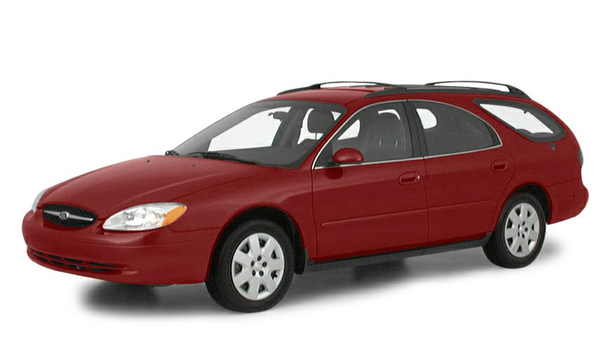 2004 Ford Taurus Ses >> 2000 Ford Taurus SE 4dr Station Wagon Pictures
