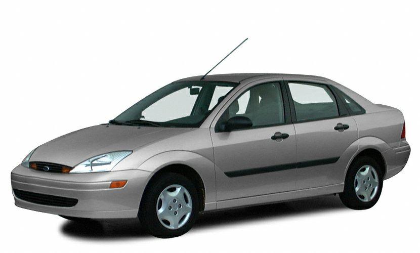 2000 ford focus lx reviews
