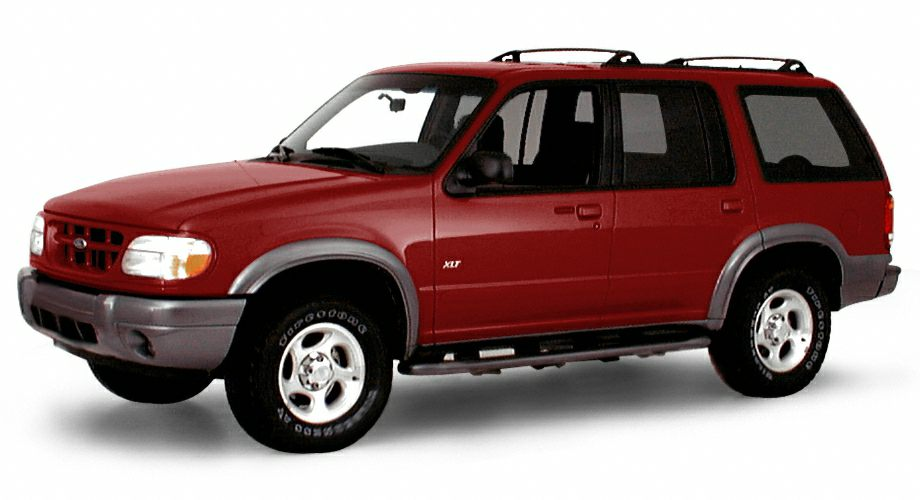 2000 Ford Explorer Xlt 4dr 4x4 Pictures