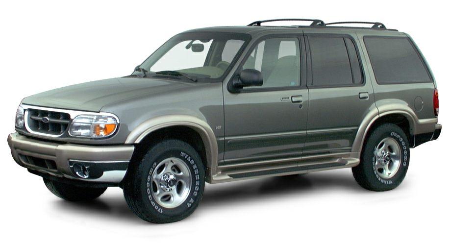2000 Explorer