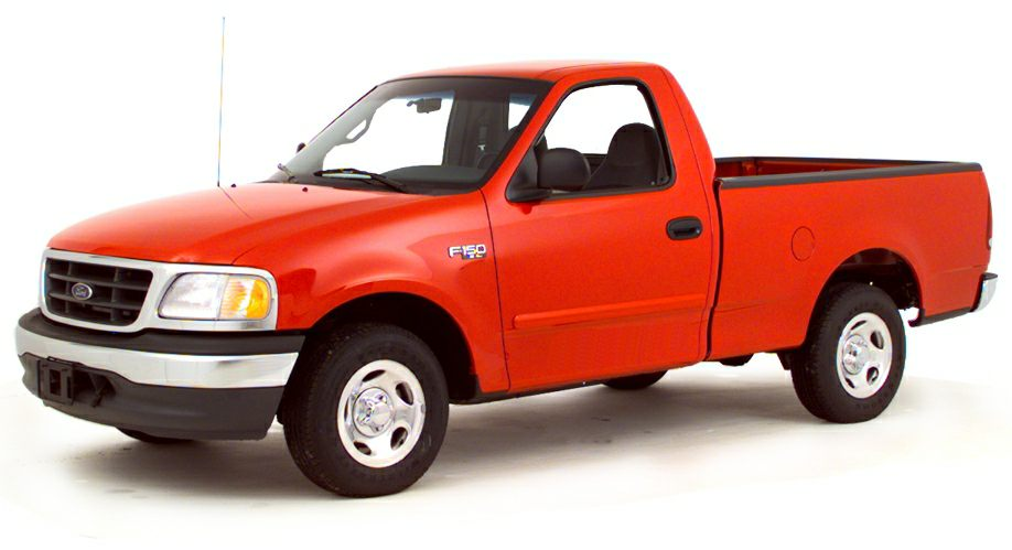 2000 Ford F 150 Exterior Photo