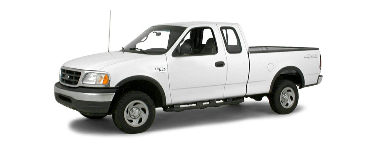 2000 ford f 150 work series 4x4 super cab styleside 138 8 in wb pictures. Black Bedroom Furniture Sets. Home Design Ideas
