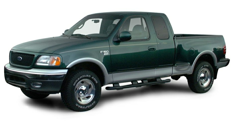 2007 Ford F150 Lariat >> 2000 Ford F-150 Lariat 4x4 Super Cab Flareside 138.8 in ...