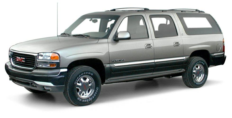 2000 Gmc Yukon Xl 1500 Information