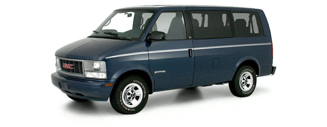 2000 GMC Safari Exterior Photo