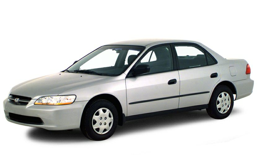 2000 Honda Accord Information