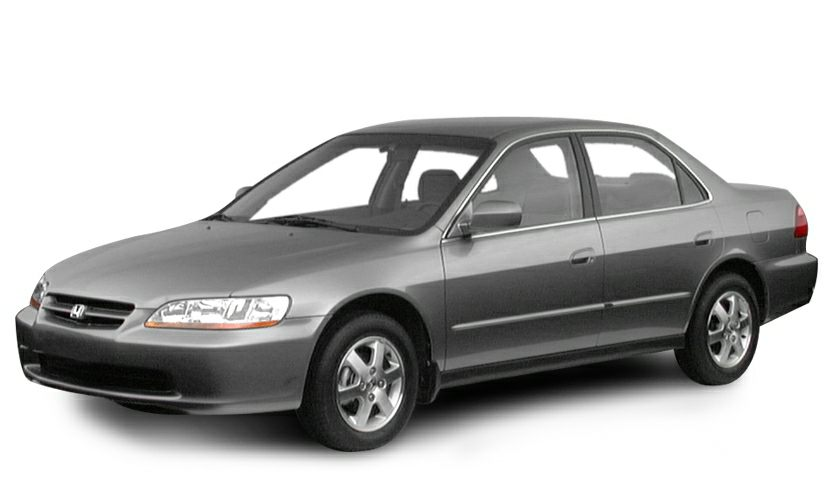 2000 honda accord limited edition