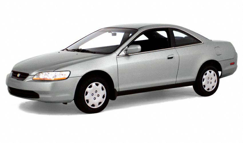 2000 honda accord 2 3 lx 2dr coupe information. Black Bedroom Furniture Sets. Home Design Ideas