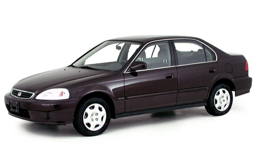 2000 Honda Civic Lx 4dr Sedan Pictures