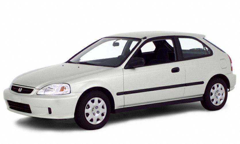 2000 Civic