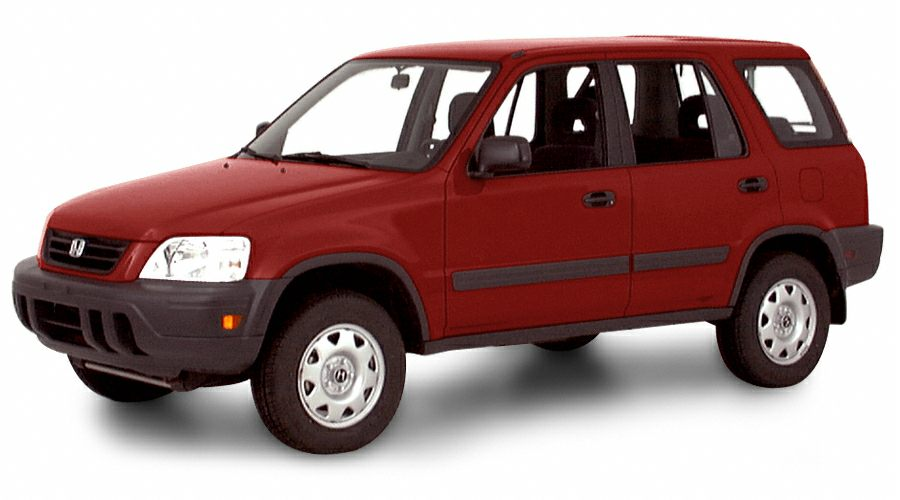 2000 honda cr v information