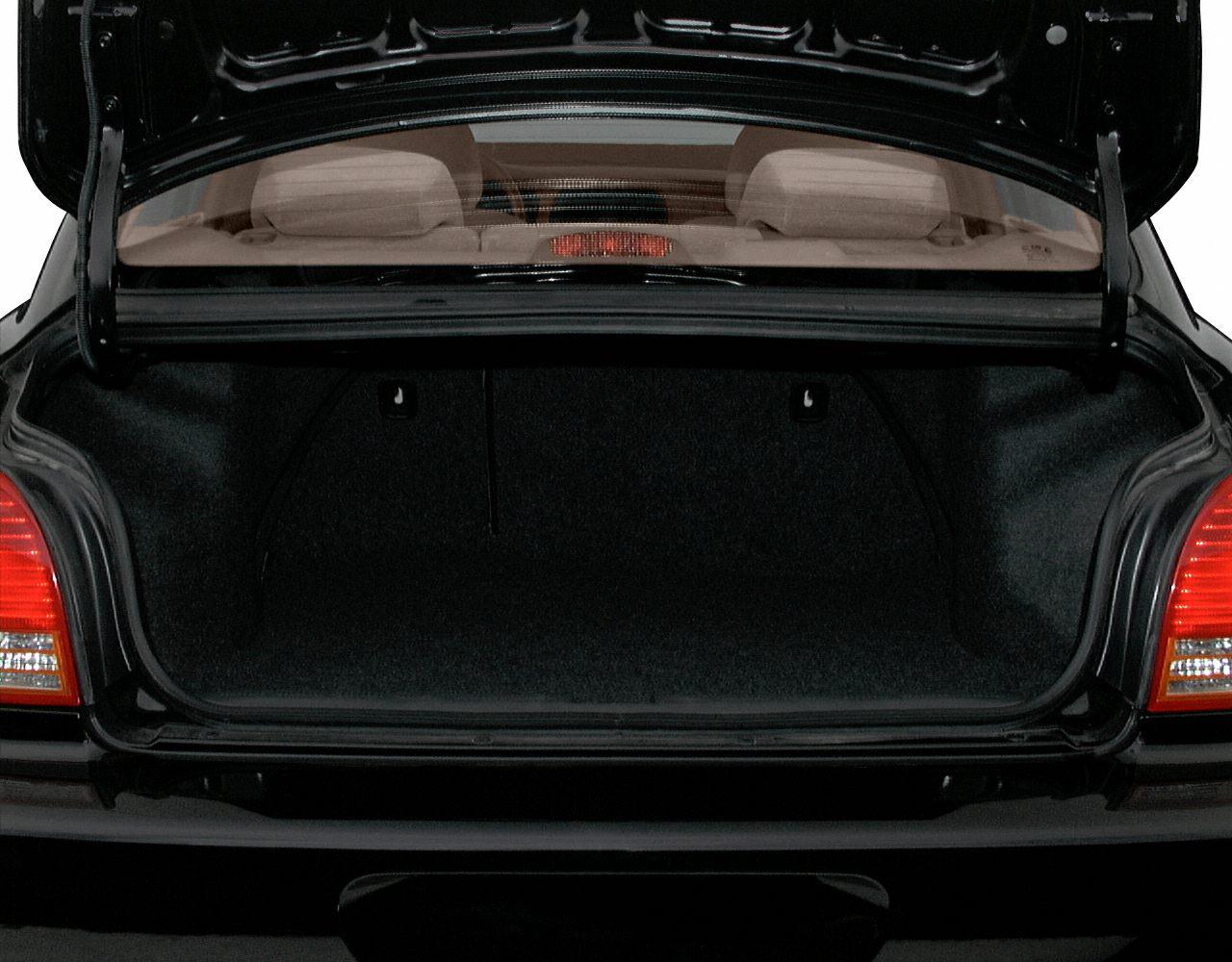 2000 Hyundai Sonata Exterior Photo