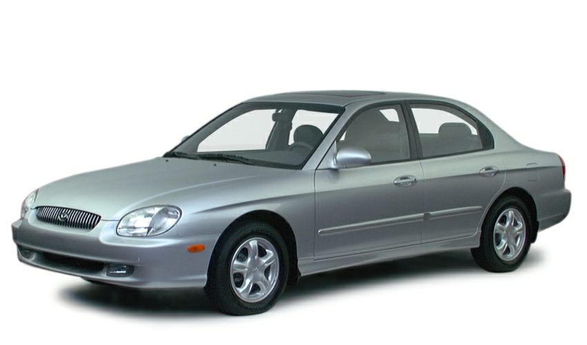 2000 Hyundai Sonata GLS V6 4dr Sedan Specs and Prices