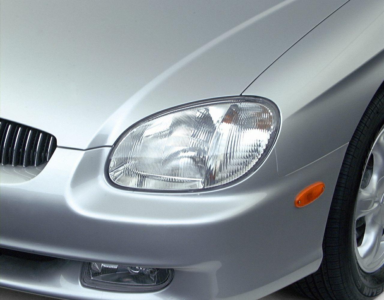 2000 Hyundai Sonata Gls V6 4dr Sedan Pictures