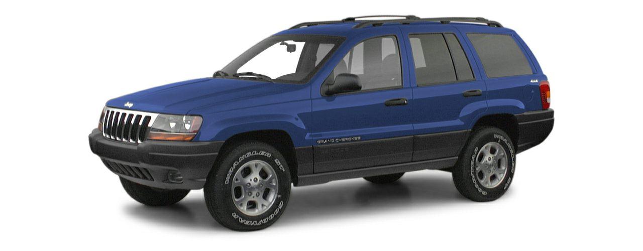 2000 Jeep Grand Cherokee Exterior Photo