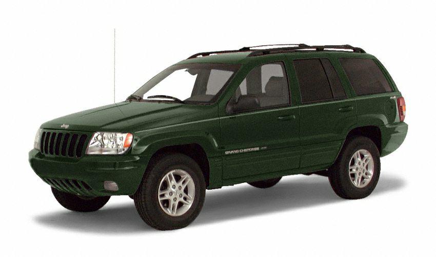 2000 Grand Cherokee