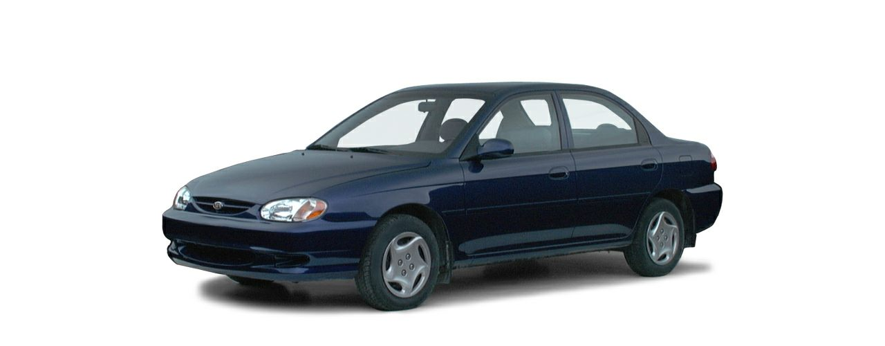 2000 Kia Sephia Exterior Photo