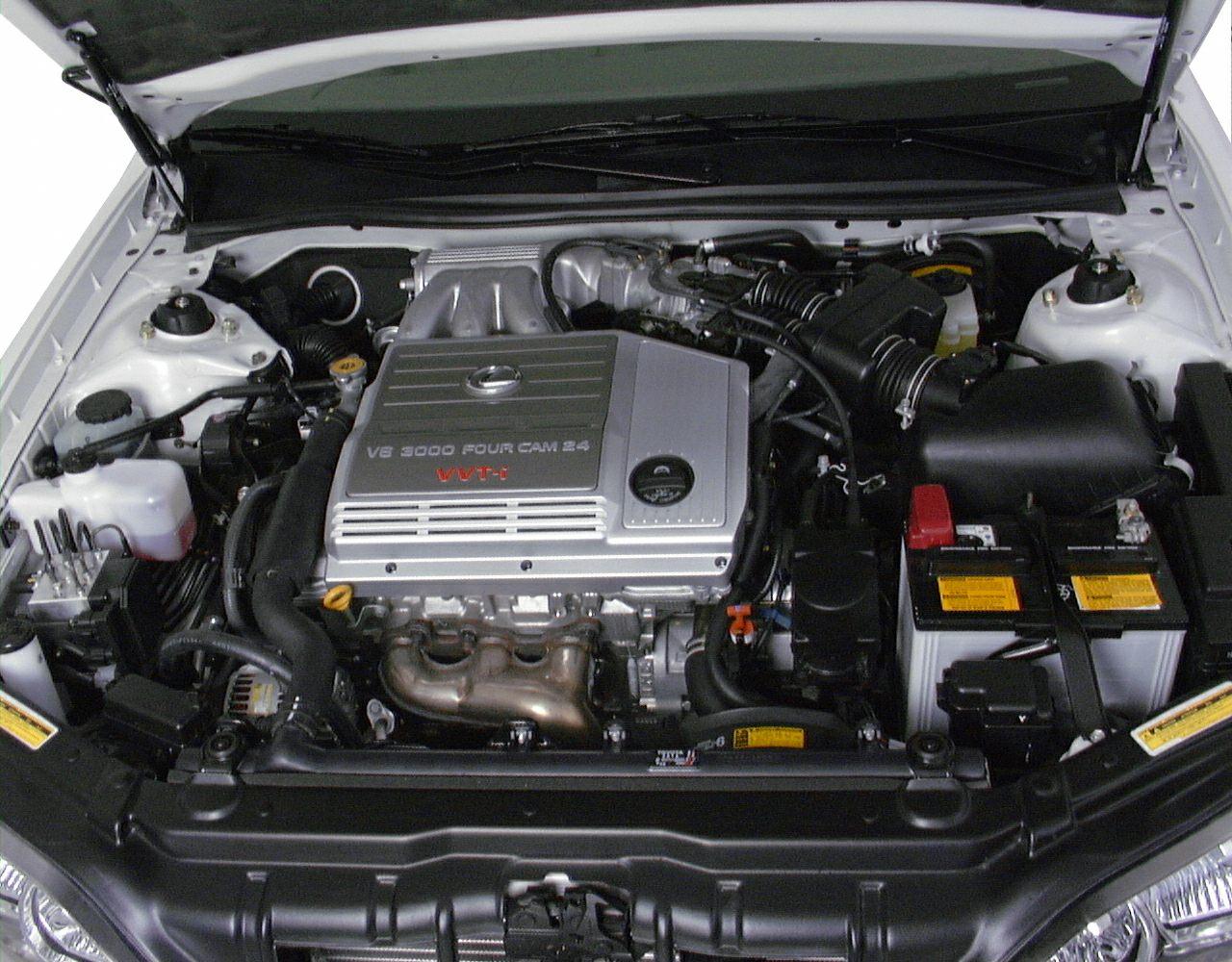 Lexus Es300 2000 Engine