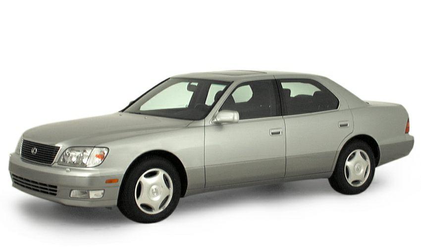 2000 LS 400