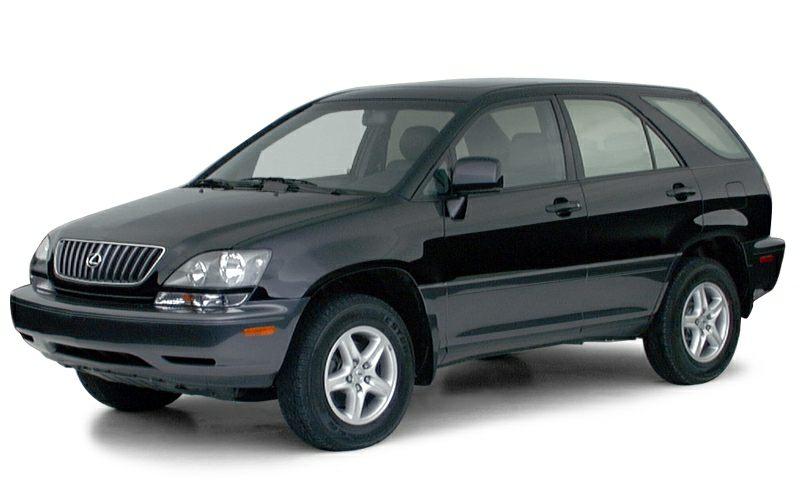 2000 RX 300