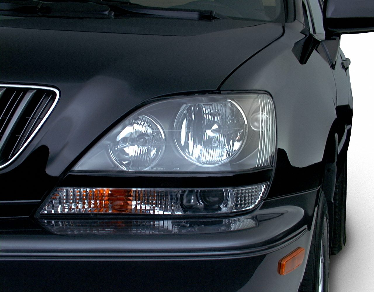2000 Lexus RX 300 Exterior Photo