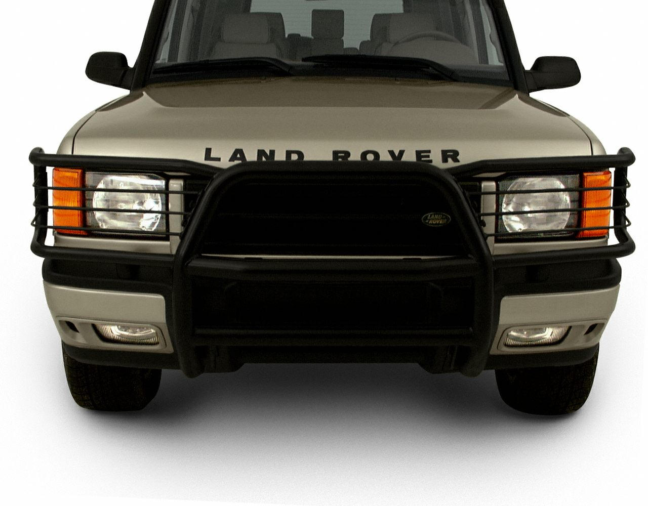 2000 Land Rover Discovery Pictures