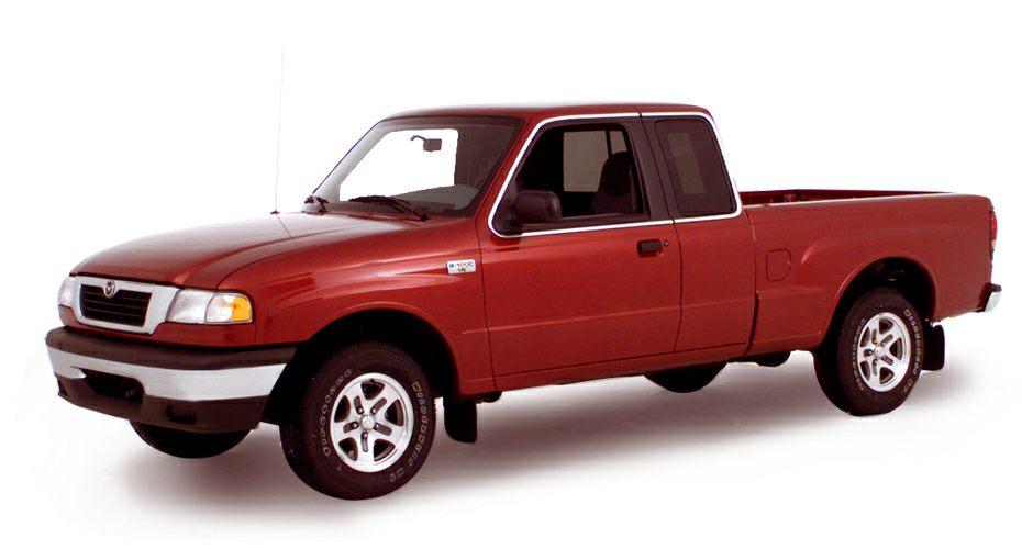 2000 Mazda B4000 Information