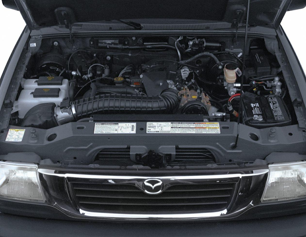 2000 Mazda B4000 Tl 4x4 Cab Plus 4 1259 In Wb Specs And Prices 2003 B3000 Engine Diagram Exterior Photo