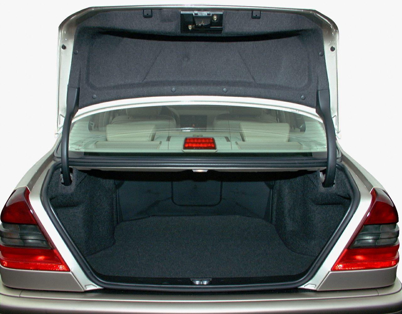 2000 Mercedes Benz C Class Exterior Photo