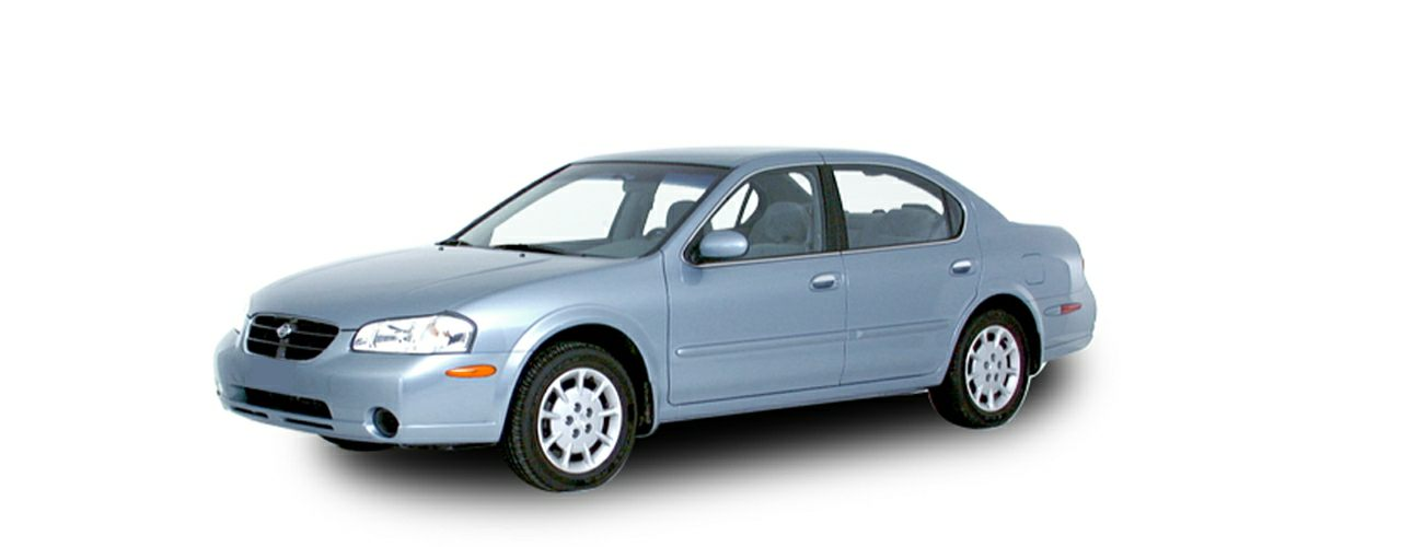 2000 Nissan Maxima Safety Features