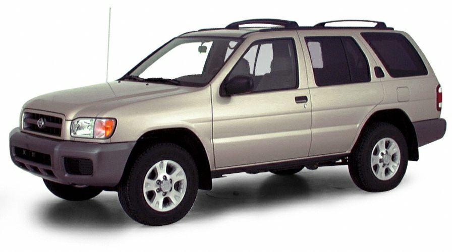 2000 Nissan Pathfinder Information