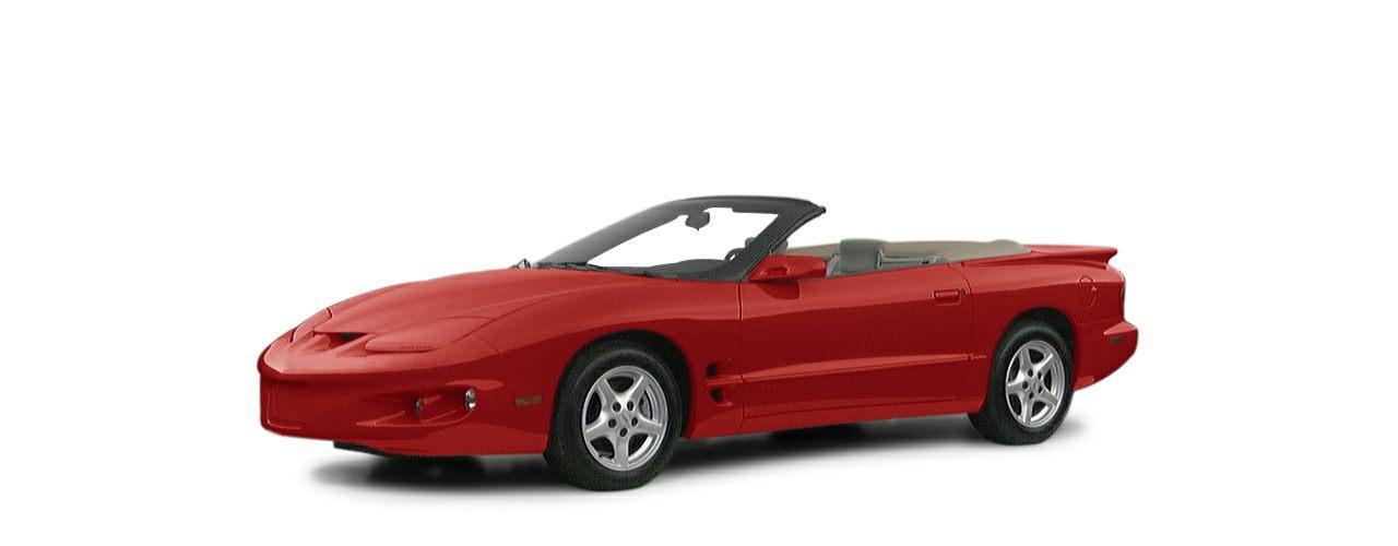 2000 Pontiac Firebird Exterior Photo