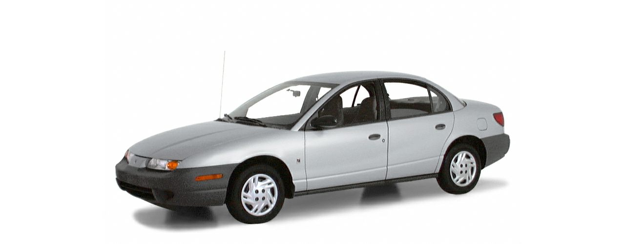 2000 Saturn SL Exterior Photo