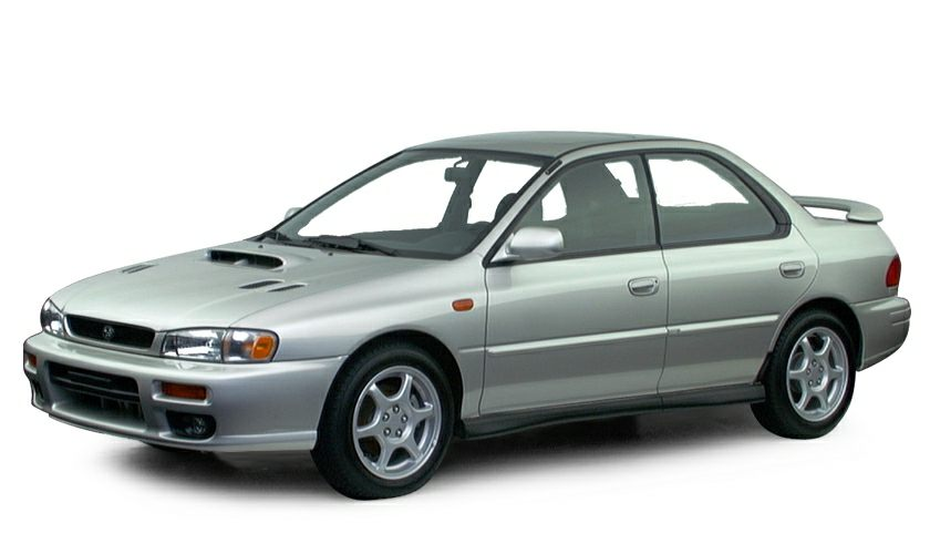 2014 Toyota Corolla For Sale >> 2000 Subaru Impreza Information