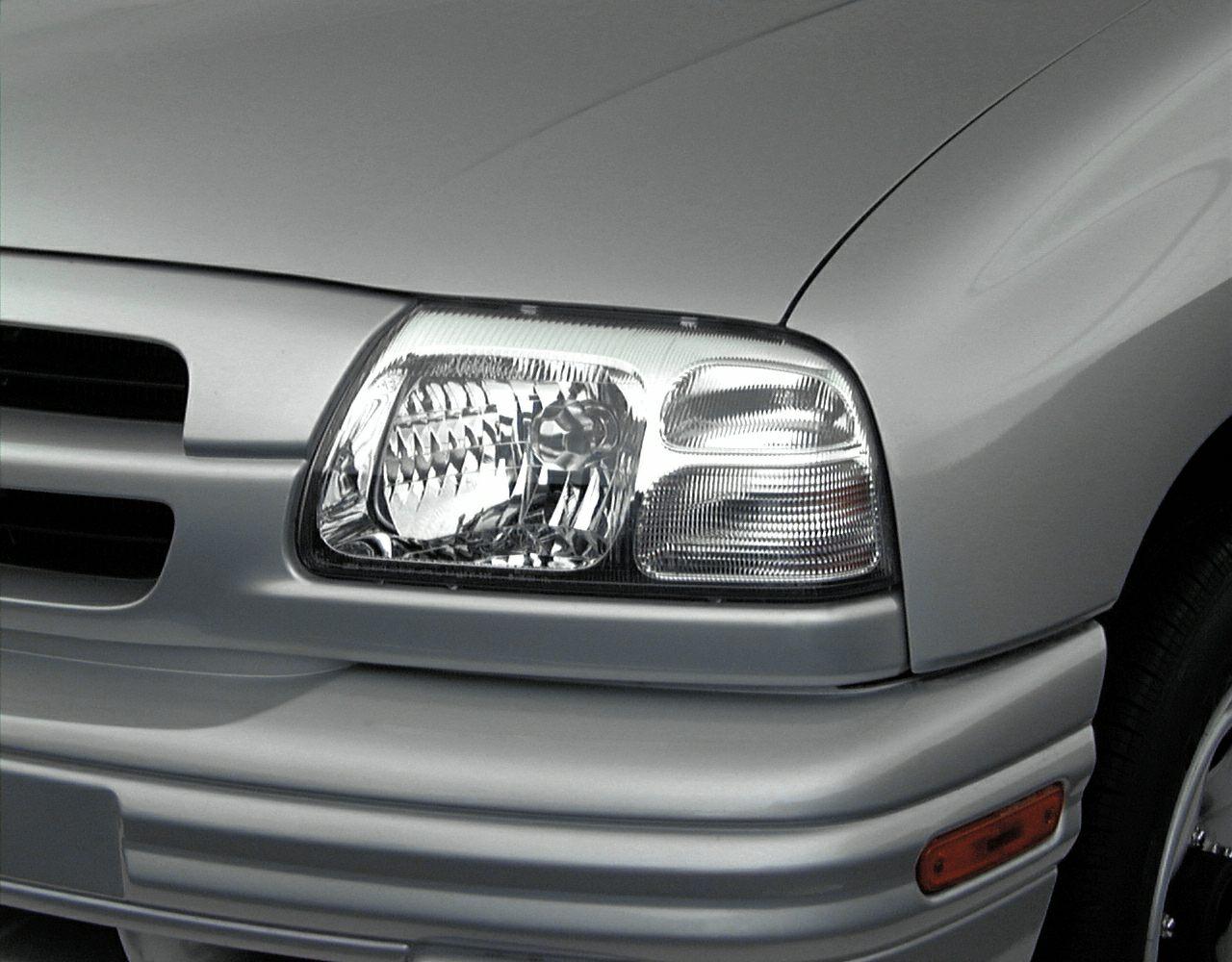 2000 Suzuki Vitara Exterior Photo