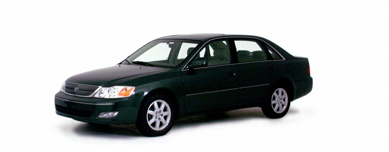 2000 Toyota Avalon Exterior Photo
