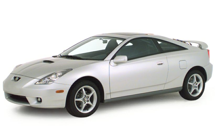 2000 toyota celica gts 3dr hatchback information. Black Bedroom Furniture Sets. Home Design Ideas