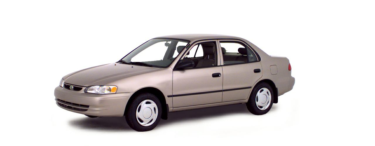 2000 Toyota Corolla Pictures