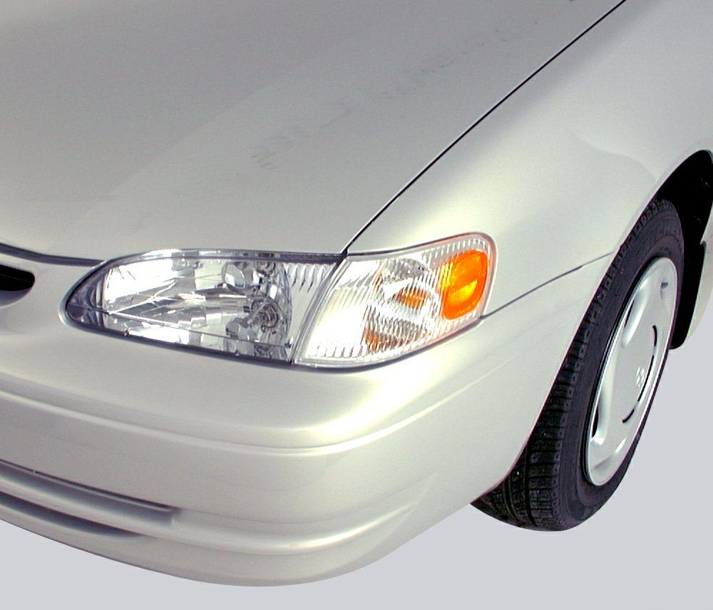 2000 Toyota Corolla For Sale: 2000 Toyota Corolla LE 4dr Sedan Pictures