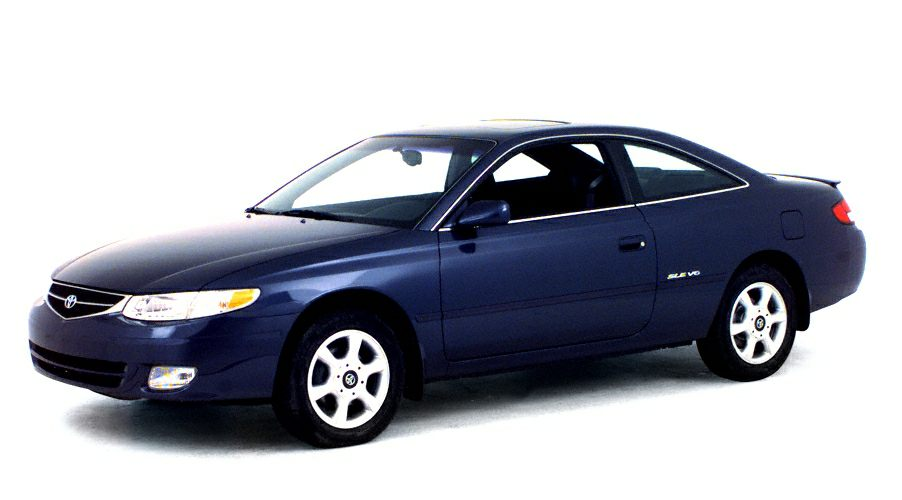 2000 Camry Solara