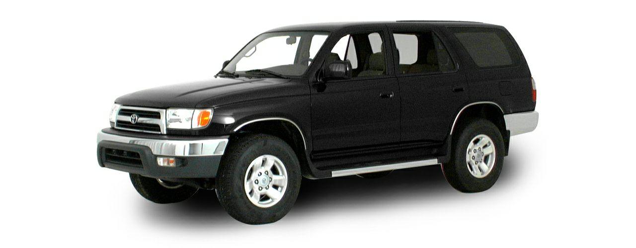 2000 Toyota 4Runner Exterior Photo