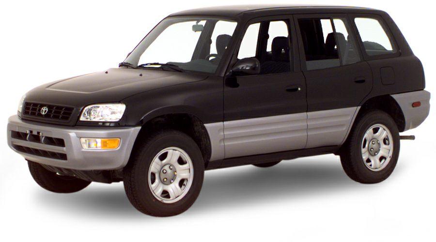 2000 Toyota Rav4 Information