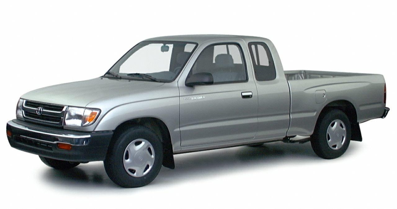 2000 Toyota Tacoma Exterior Photo