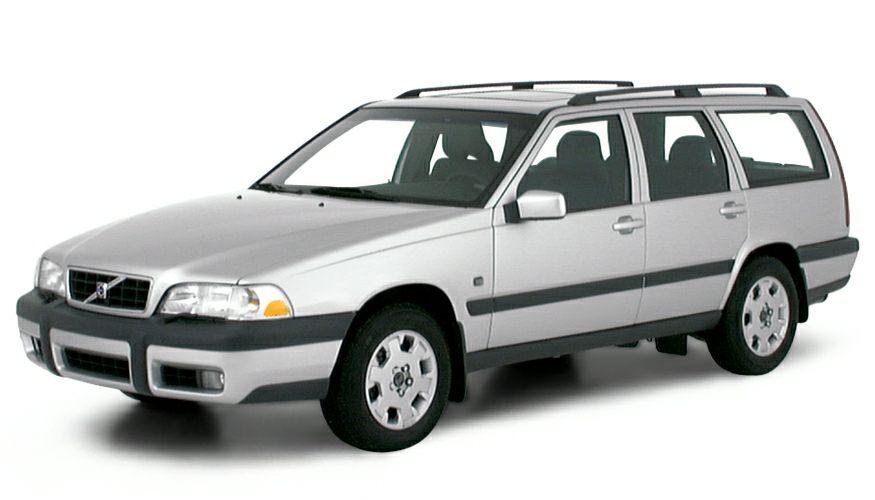 2000 Volvo V70 Pictures