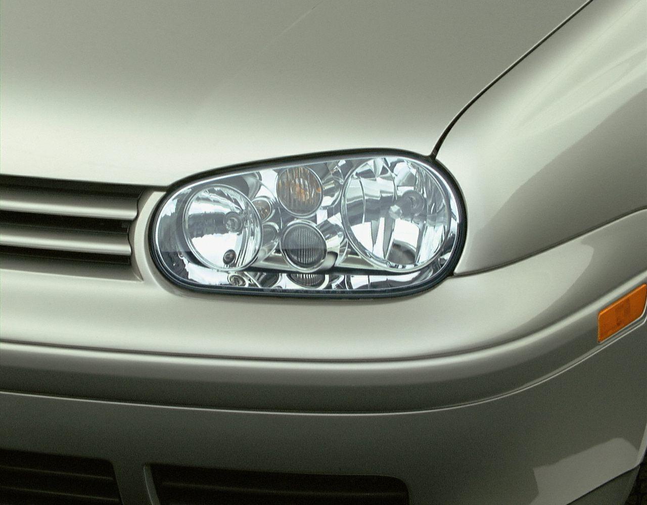 2000 Volkswagen Cabrio Exterior Photo